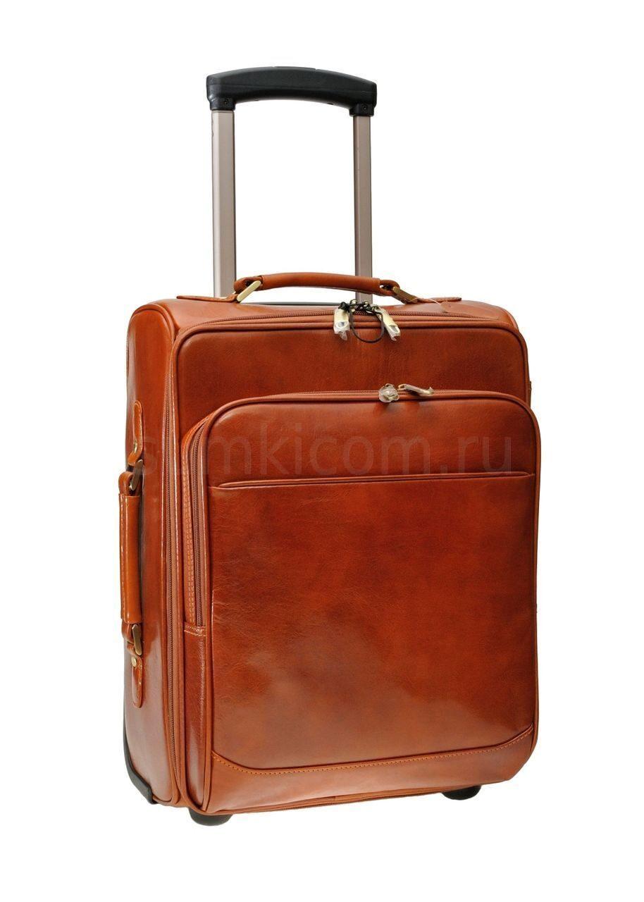 Кожаные мужские дорожные сумки на колесах чемоданы в поездку для детей