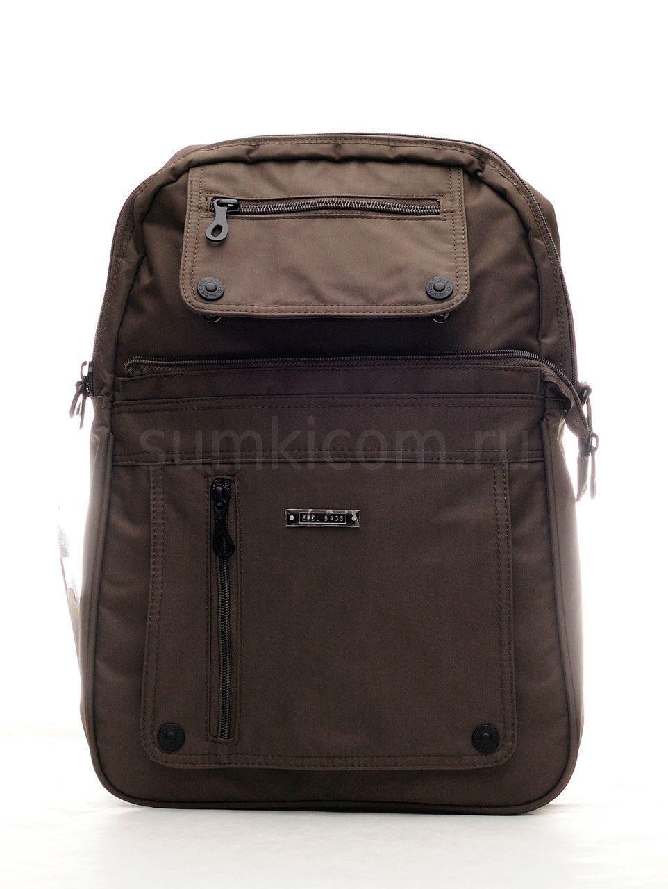 26ac45007f96 Сумка-рюкзак трансформер, коричневый Рюкзаки Дорожные сумки, сумки ...
